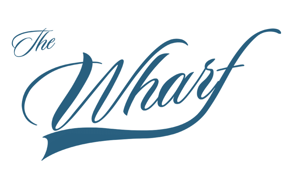 The wharf seafood restaurant Logo